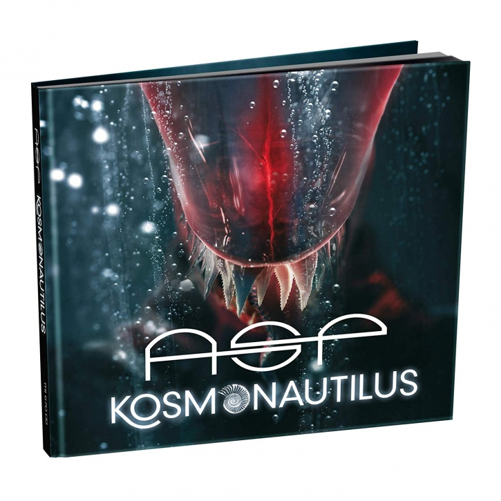 ASP Kosmonautilus 2CD DigiBook 2019 LTD.9999
