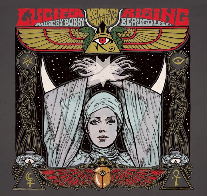 BOBBY BEAUSOLEIL Lucifer Rising O.S.T. CD Digipack 2019 (VÖ 22.11)