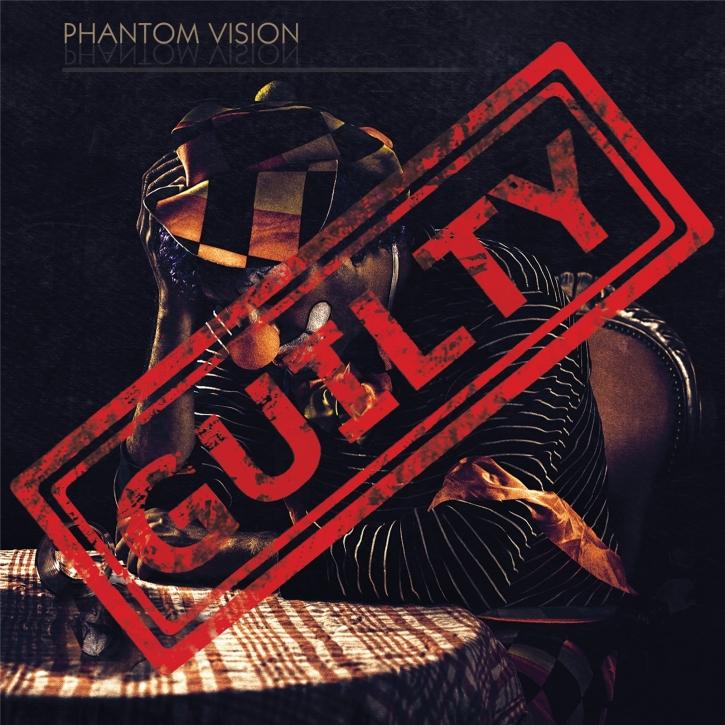 PHANTOM VISION Guilty CD 2019 (VÖ 29.11)