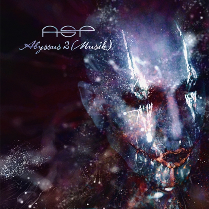ASP Abyssus 2 (Musik) CD Digifile im Sonderformat 2019 LTD.999