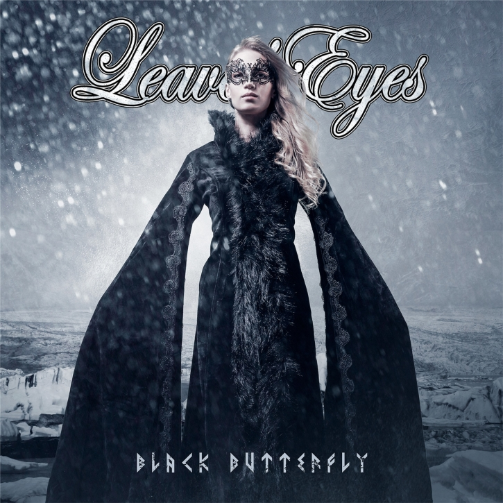 LEAVES EYES Black Butterfly LIMITED 4-Track EP CD Digipack 2019