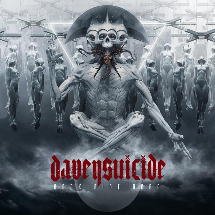 DAVEY SUICIDE Rock Ain't Dead LIMITED CD Digipack 2020 (VÖ 24.01)