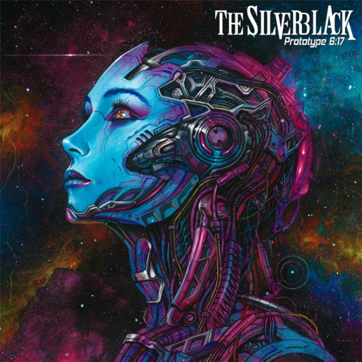 THE SILVERBLACK Prototype 6:17 CD 2019