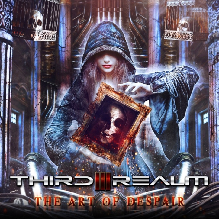 THIRD REALM The Art Of Despair CD 2019 (VÖ 29.11)