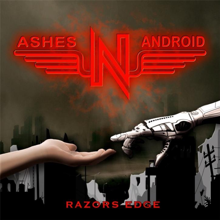 ASHES N ANDROID Razors Edge CD 2020 (VÖ 31.01)