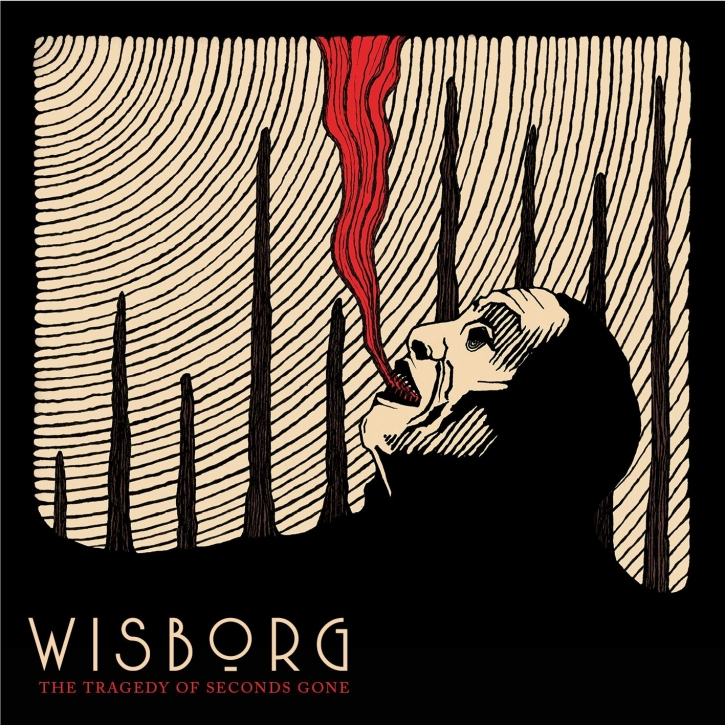 WISBORG The Tragedy Of Seconds Gone LP VINYL 2020 (VÖ 10.01)
