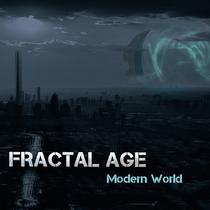 FRACTAL AGE Modern World CD 2019 (VÖ 22.11)
