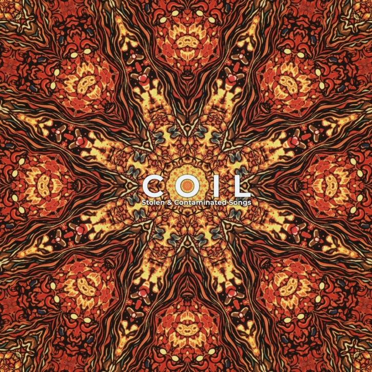 COIL Stolen & Contaminated Songs CD Digipack 2019
