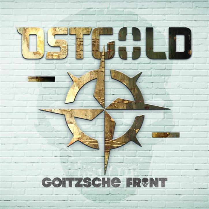 GOITZSCHE FRONT Ostgold 2CD Digipack 2020