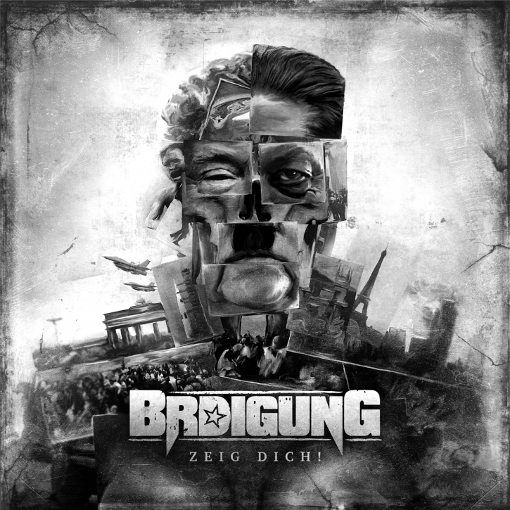 BRDigung Zeig Dich! CD Digipack 2020 (VÖ 31.01)