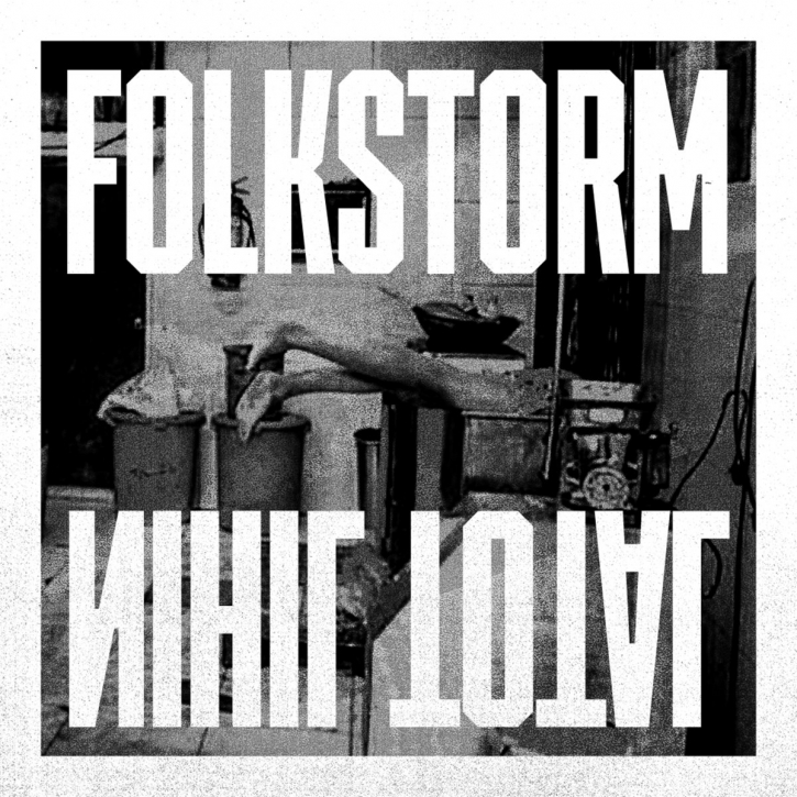 FOLKSTORM Nihil Total CD Digipack 2019 LTD.300