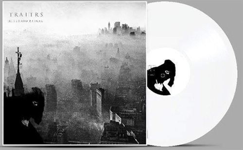 TRAITRS Rites and Ritual LP WHITE VINYL 2019 LTD.500