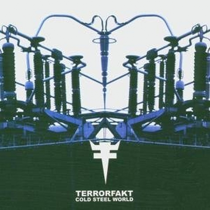 TERRORFAKT Cold Steel World CD 2004