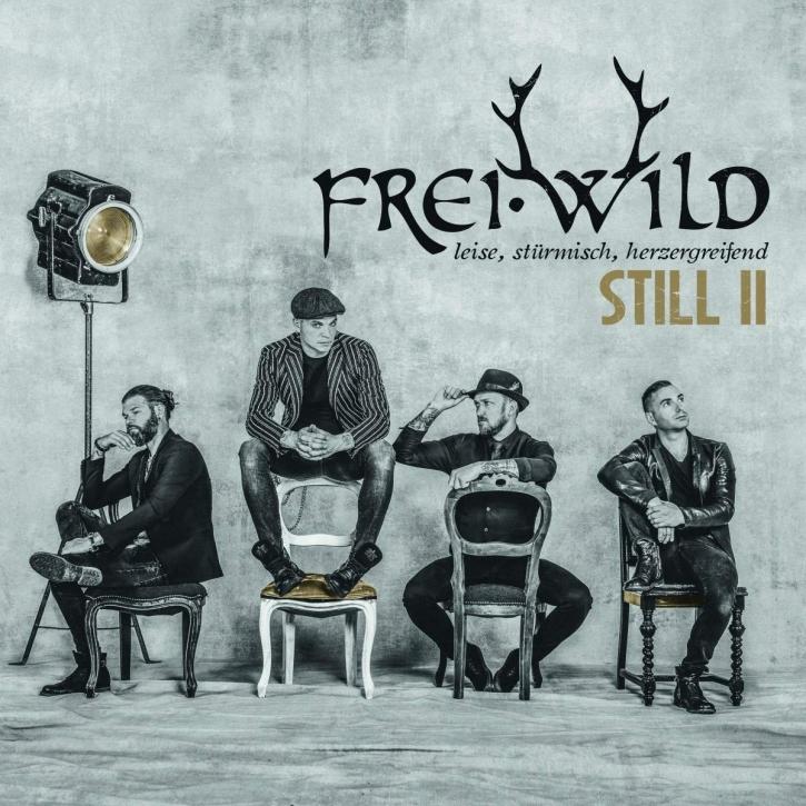 FREI.WILD Still II 2 (Leise Stürmisch Herzergreifend) CD Digipack 2019 (VÖ 29.11)