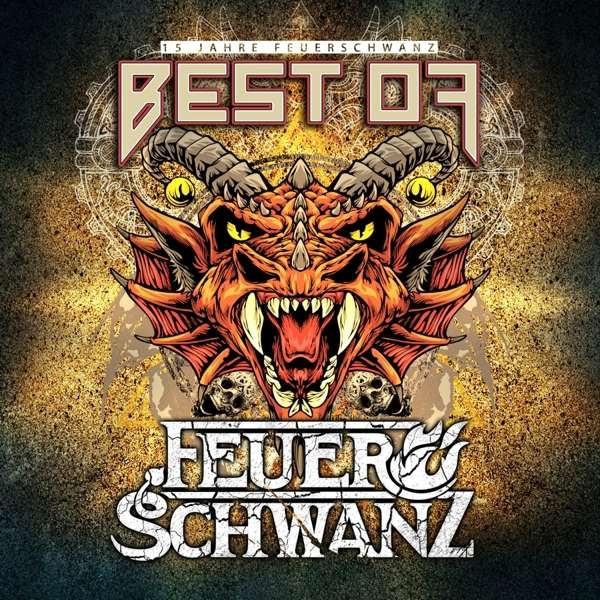 FEUERSCHWANZ Best Of CD Digipack 2019