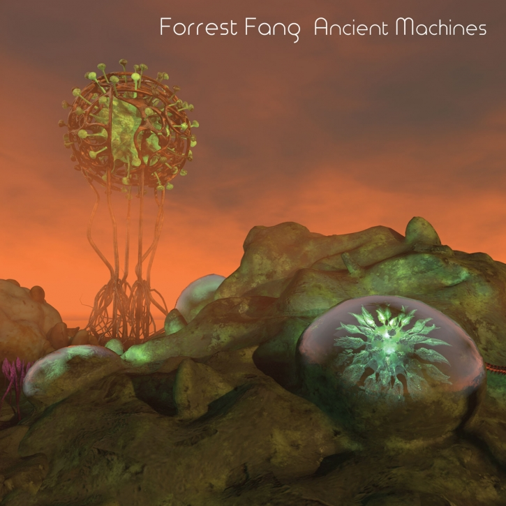 FORREST FANG Ancient Machines CD Digipack 2019 LTD.300
