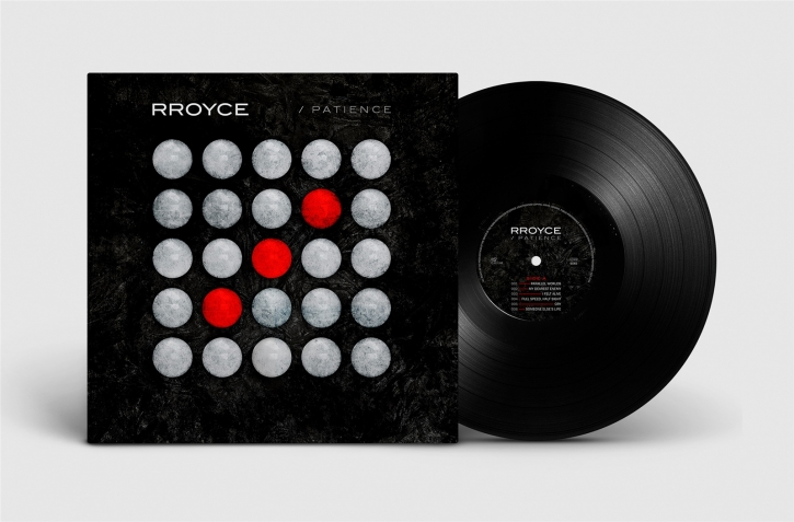 RROYCE Patience LP VINYL 2019 LTD.200