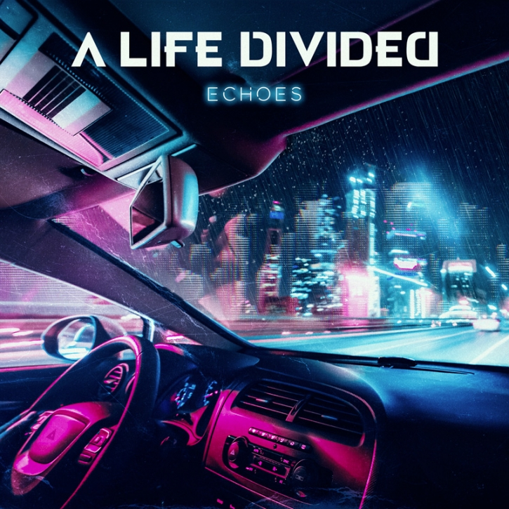 A LIFE DIVIDED Echoes LIMITED CD Digipack 2020 (VÖ 31.01)