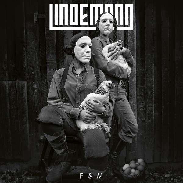 LINDEMANN F & M CD Digipack 2019 (RAMMSTEIN)