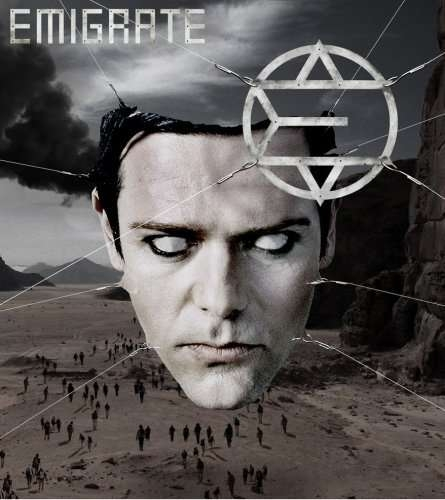 EMIGRATE Emigrate CD 2007 (RAMMSTEIN)