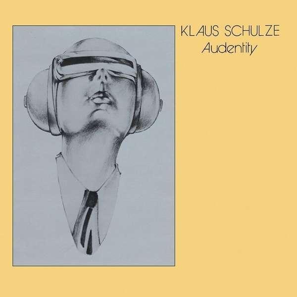 KLAUS SCHULZE Audentity (remastered 2017) 2LP VINYL 2017