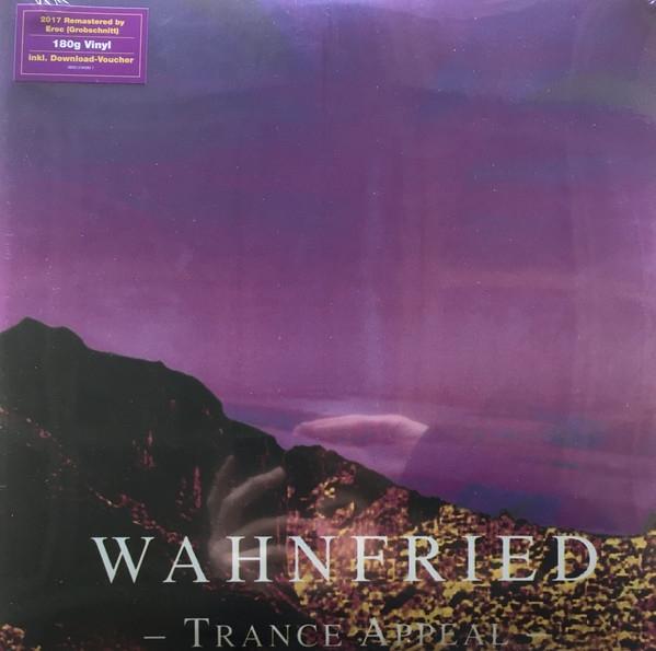 Richard Wahnfried (KLAUS SCHULZE) Trance Appeal (remastered 2017) 2LP VINYL 2018