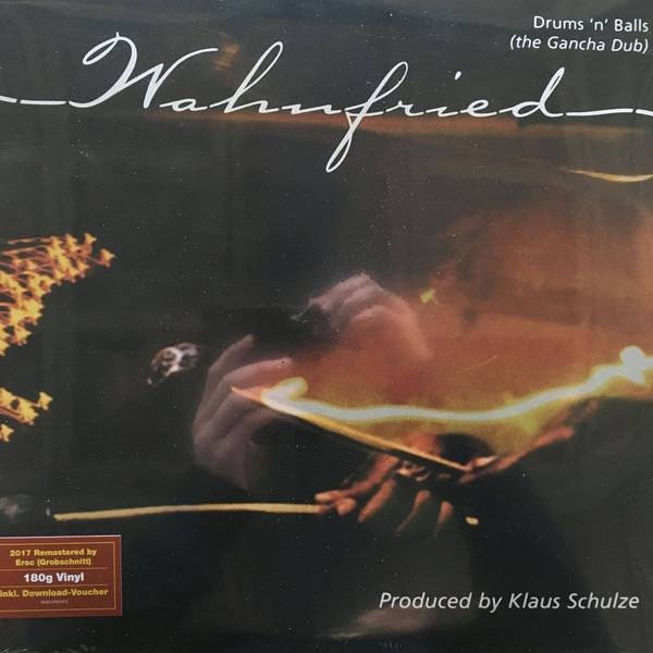 Richard Wahnfried (KLAUS SCHULZE) Drums 'n' Balls (remastered 2017) 2LP VINYL 2018