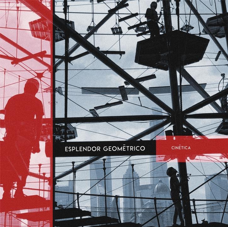 ESPLENDOR GEOMETRICO Cinetica CD Digipack 2020 LTD.500 (VÖ 10.01)