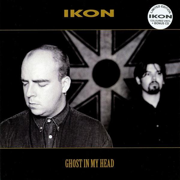 "IKON Ghost In My Head LIMITED 7"" WHITE VINYL+CD 2019"