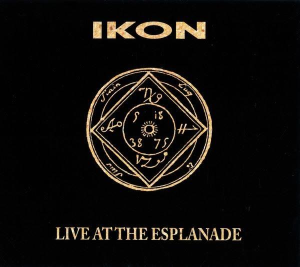 IKON Live at the Esplanade LIMITED CD Digipack 2019