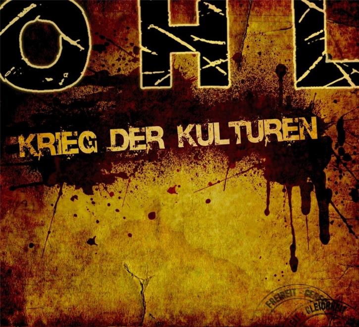 OHL Krieg der Kulturen CD Digipack 2014