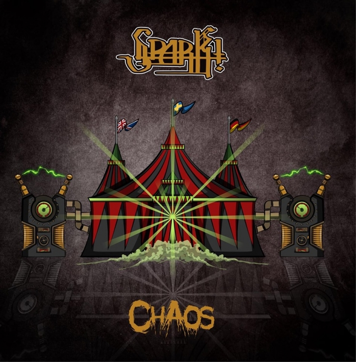 SPARK! Chaos CD 2019 (VÖ 13.12)