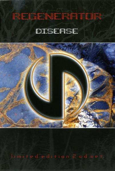 REGENERATOR Disease LIMITED 2CD BOX 2005