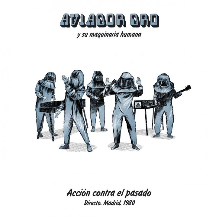 AVIADOR DRO Accion contra el Pasado LP VINYL 2019 LTD.400