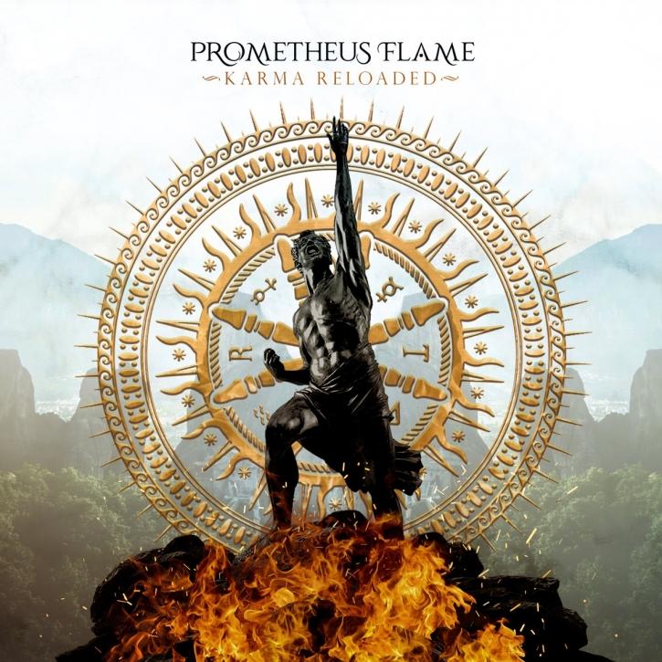 PROMETHEUS FLAME Karma Reloaded CD Digipack 2020 LTD.100
