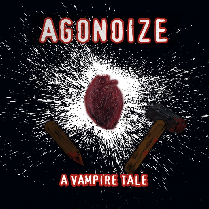 AGONOIZE A Vampire Tale LIMITED CD Digipack 2020