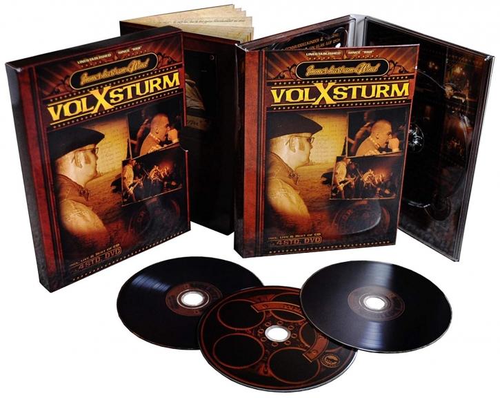 VOLXSTURM Immer Hart Am Wind DVD+2CD 2013
