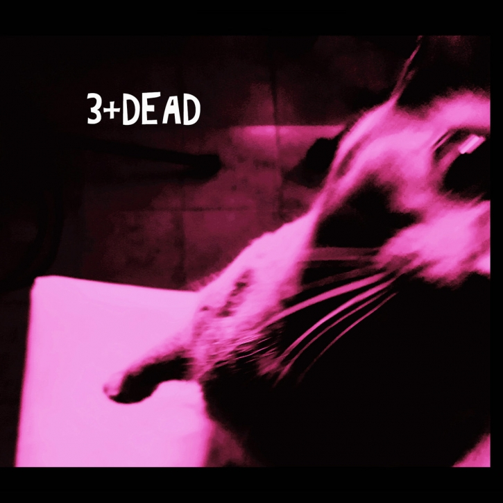 3+DEAD 3+Dead CD Digipack 2020