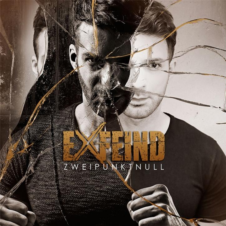 EXFEIND Exfeind Zwei Punkt Null CD 2020 (VÖ 13.03)