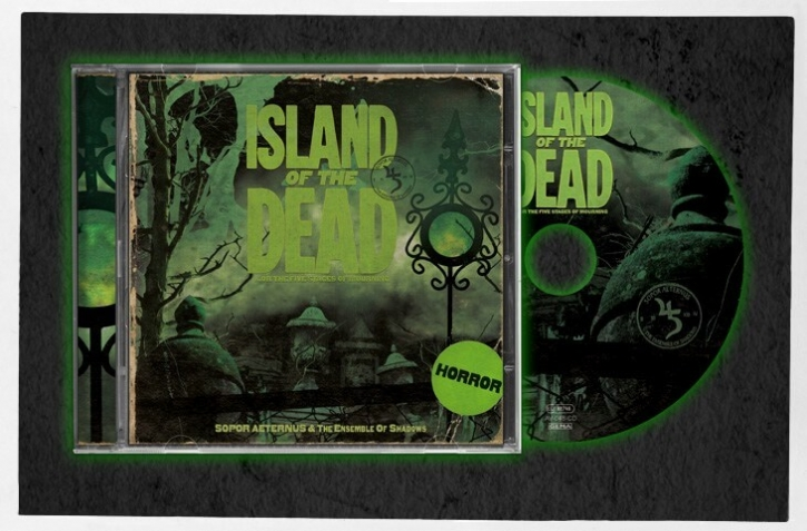 SOPOR AETERNUS Island of the Dead CD 2020 (VÖ 29.02)