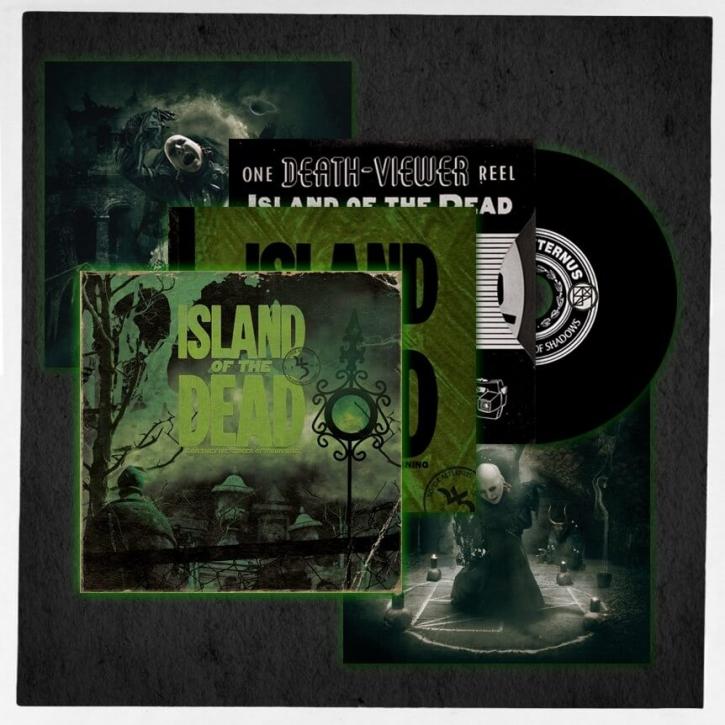 SOPOR AETERNUS Island of the Dead (Gatefold Edition) CD 2020 LTD.1000 (VÖ 29.02)