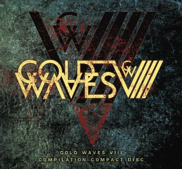 COLD WAVES VIII CD Digipack 2020 Test Dept. KAELAN MIKLA Twin Tribes