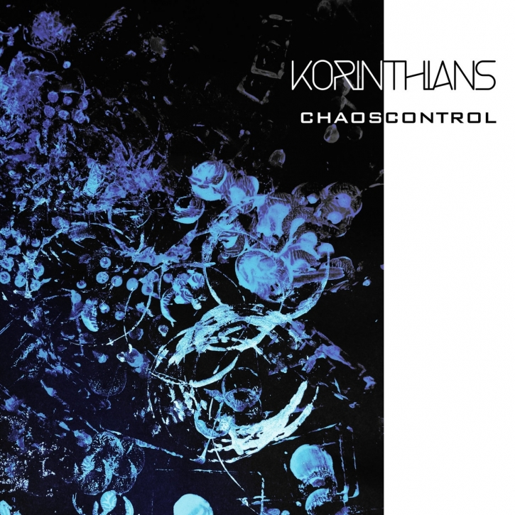 KORINTHIANS Chaos Control LIMITED CD Digipack 2020
