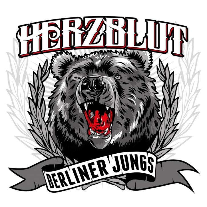 HERZBLUT Berliner Jungs CD 2020 (VÖ 14.02)