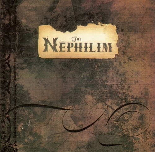 FIELDS OF THE NEPHILIM Nephilim CD 2004
