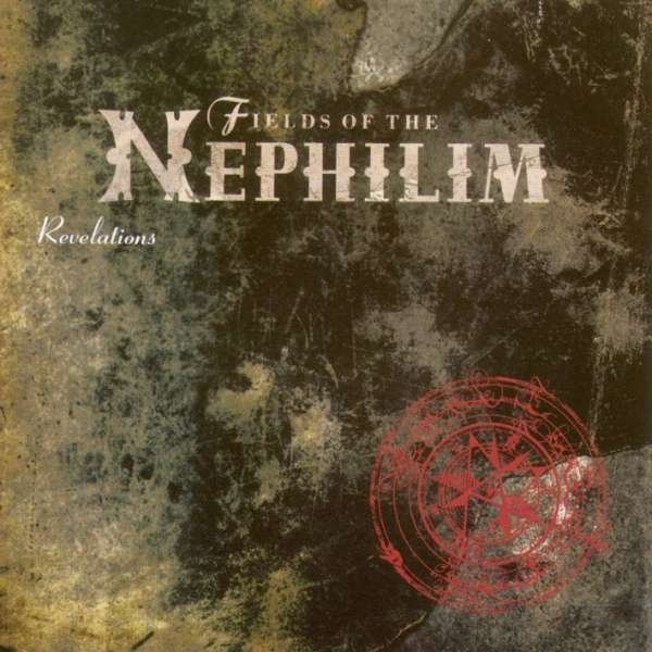 FIELDS OF THE NEPHILIM Revelations : The Best Of Fields Of The Nephilim CD 2004