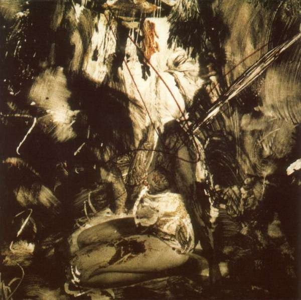 FIELDS OF THE NEPHILIM Elyzium CD 1999