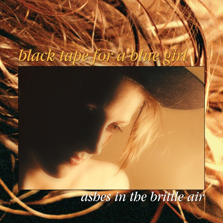BLACK TAPE FOR A BLUE GIRL Ashes in the brittle air (remastered expanded edition) 2CD Digipack 2020 (VÖ 31.01)