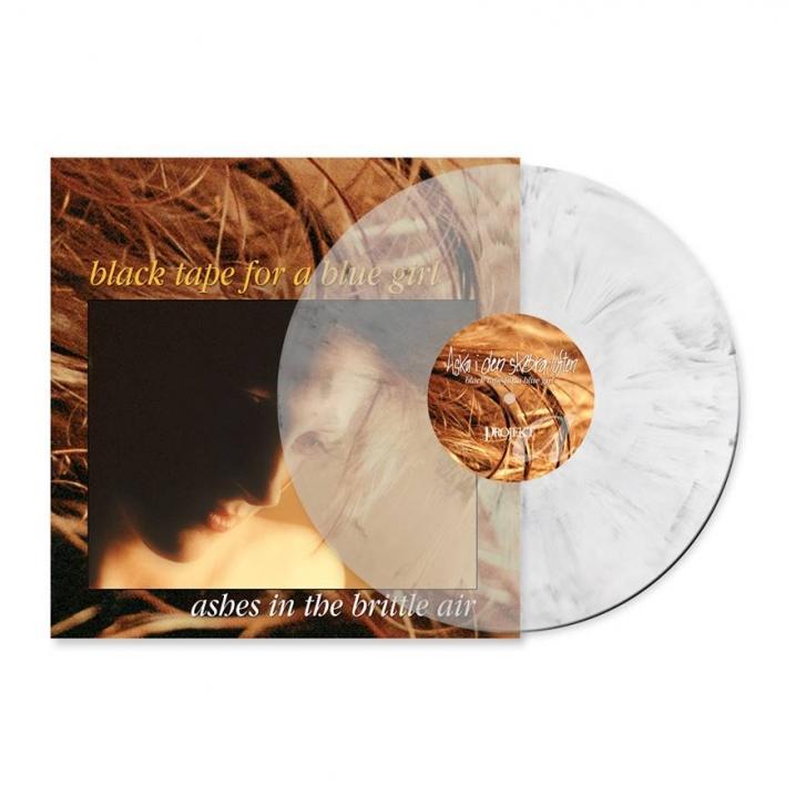 BLACK TAPE FOR A BLUE GIRL Ashes in the brittle air LP VINYL 2020 LTD.300 (VÖ 21.02)
