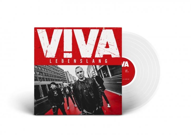 VIVA Lebenslang LIMITED LP WHITE VINYL 2020 (VÖ 01.05)